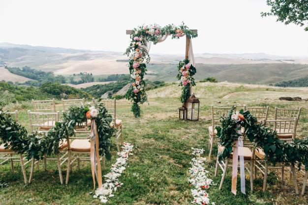 結婚式にあうイヤリング